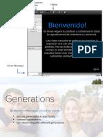 Casual Generations 1 2. Ingles nivel 1