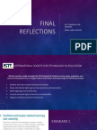 idt final reflection