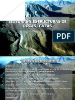 Text. y Estruct. de Las R. Igneas