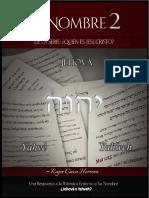 Su Nombre Jehová o Yaveh.pdf