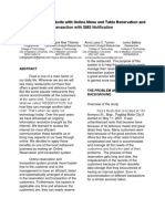 Copy of Abstract the Problem and Its Background