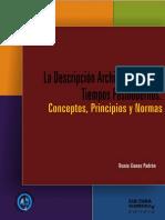 La Descripción Archivística en los Tiempos Posmodernos. Conceptos, Principios y Normas.pdf