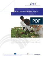 Bioenergy in India
