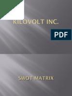 Kilovolt Inc