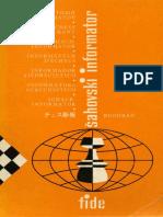 Chess Informant 23 - 1977