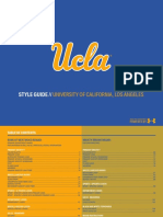 UCLA Under Armour Style Guide