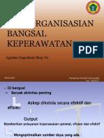 Pengorganisasian Keperawatan Agustin