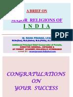 Major Religions