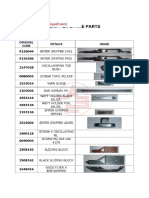 Gripper Spares Catalogue