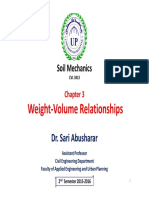 02 Chapter 3_Weight Volume Relationships