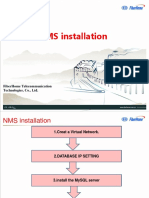 NMS Installation