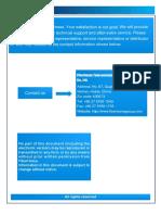 CiTRANS 660 High-capacity PTN Platform Quick Installation (Version a)