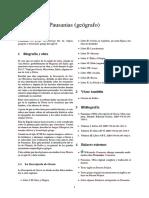 Pausanias (Geógrafo) (1) Magico