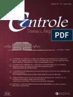 Revista Controle Volume Xiv