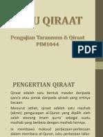 Mabadi' Ilmu Qiraat