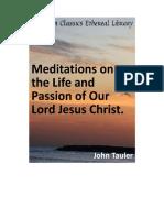 TAULER - Meditations