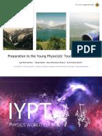 Draft 2017 IYPT Reference Kit