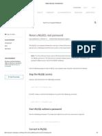 Reset a MySQL root password.pdf