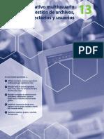 Sistema Operativo Multiusuario Unix-Linux. Gestión de Archivos, Directorios y Usuarios