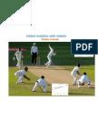 Cricketr Sample