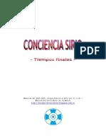 Conciencia Sirio. PDF.
