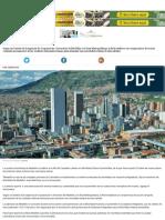 _Medellín se une a Red de Ciudades Líderes en Movilidad Urbana Sustentable | El Heraldo
