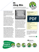 E-Z Worm Composting Bin - King County WA