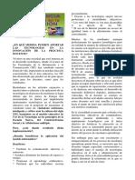 Articulo Innovacion Tecnologica 1