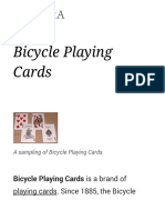 Bicycle deck- Wikipedia