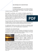 Problemática hidrológica de la ciudad de Posadas