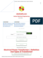 Transformer _ Definition and Types of Transformer _ Electrical4u (2).pdf