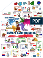 12126 World Continents Countries Nationalities