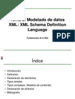 08 Bloque II Tema 5 XMLSchema