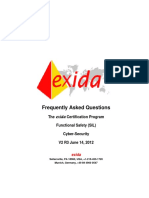 IEC 61508 Certification Program FAQ V2R3!6!2012
