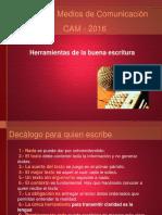 Power CAM 2016