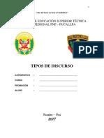 Monografia El Discurso Pnp