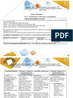 Guía de actividades y rúbrica de evaluación - Fase 3 - Convergencias y diferencias socioculturales