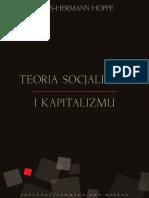 Hans-Hermann Hoppe - Teoria Socjalizmu i Kapitalizmu