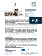 ActionLaboratory Call Info