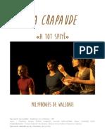 Dossier La Crapaude 2017