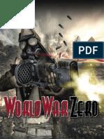 World War Zero Manual (English)