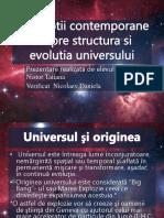 Conceptii contemporane despre structura si evolutia universului.pptx