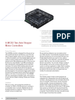 96 Catalogue Zaber-A-MCB2 Two-Axis Stepper Motor Controllers Web