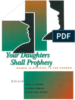 Your Daughters Shall Prophesy