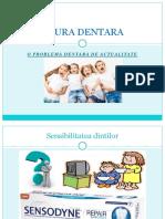 Uzura Dentara La Copii-prezentare
