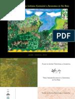 Plano de Gestão Terra Indígena Kaxinawá e Ashaninka do Rio Breu