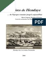 Histoire d'Hendaye