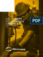 Brochure - Rintusac