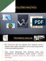 180807613 Tehnoloski Razvoj Ppt