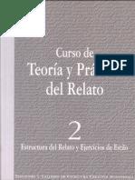 Curso de teoría y práctica del relato
